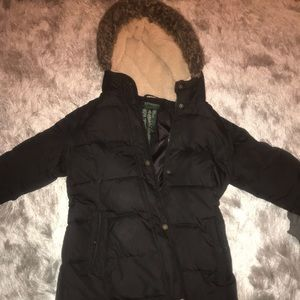 Ralph Lauren winter coat